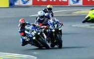Les gagnants du 24heures du Mans moto
