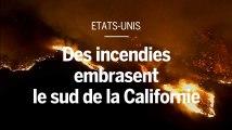 Des incendies destructeurs embrasent la Californie