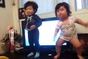 Ces bébés danseurs adorables vont faire votre journée
