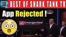 Shark Tank Life Saver App Gets The Disapproval From The Sharks - Best of Shark Tank TV