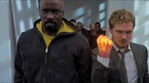 Every Time The Iron Fist Used His Iron Fist on Marvel's Iron Fist (Season 1)
