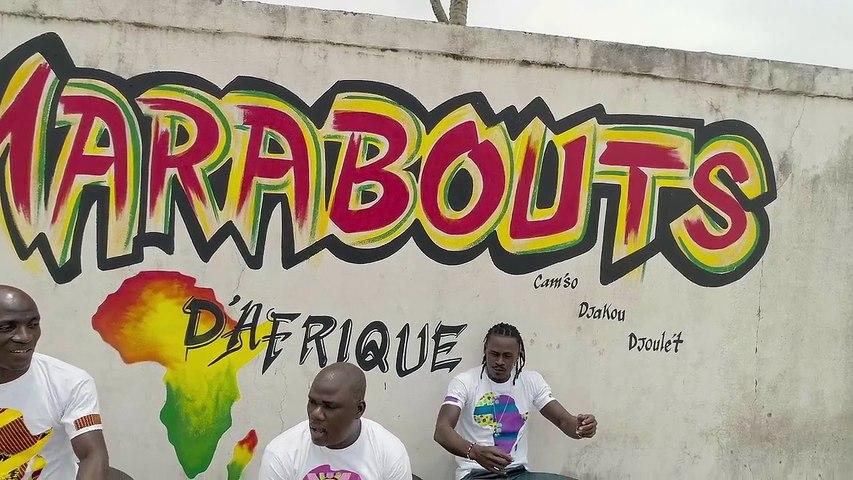 LES MARABOUTS D'AFRIQUE - Dioulabougou (Clip Officiel)