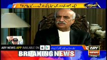 People were terrified after govt banned channels, says Khursheed Shah