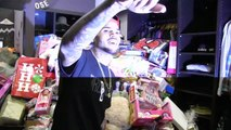 Chris Brown Sends His Holiday Wishes At Children's Charity Event [2013]