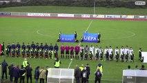 U16, Tournoi du Val-de-Marne _ France - Japon (1-1), le réusmé
