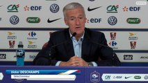 Equipe de France, Benjamin Pavard et Steven Nzonzi vus par Didier Deschamps I FFF 2017