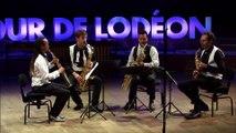 Bizet | L'Arlésienne, 2e suite d'orchestre (4. Farandole) par le Quatuor Ellipsos