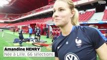 Equipe de France Féminine _ Amandine Henry retrouve l'Angleterre I FFF 2017