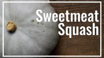 Baked Sweetmeat Squash Recipe