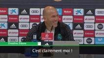 Real - Qui est le meilleur entre Zidane et Ronaldo ? Moi ! répond Zizou