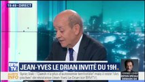 Jean-Yves Le Drian confirme qu'Emmanuel Macron se rendra en Iran