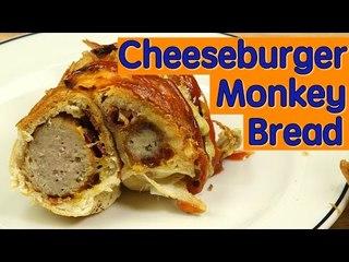 Cheeseburger Monkey Bread