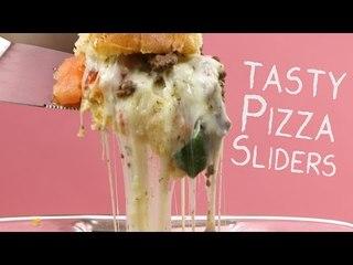 Tasty Pizza Sliders