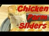 Tasty Chicken Recipe: Easy Cheesy Chicken Parm Sliders!   Food Porn
