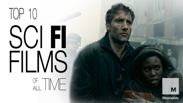 10 outstanding sci-fi films everybody should watch