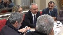 İçişleri Bakanlığı Bakan Yardımcısı Mehmet Ersoy Mardin'de