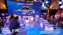 "Gros coup de gueule de Benjamin Castaldi contre Nikos Aliagas et ""50mn inside"" - Regardez"
