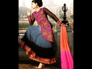 latest and stylish fancy party Frock dresses