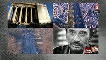 Regardez la descente des Champs-Elysées du cercueil de Johnny Hallyday mise en musique par France 2