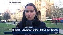 Brexit : un accord de principe trouvé entre l'UE et le Royaume-Uni