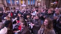 Hommage à Johnny Hallyday : le tour de force des musiciens lors de la prière universelle