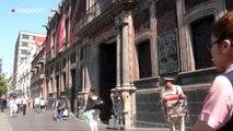 Ciudad de México, ocho siglos renaciendo de sus cenizas