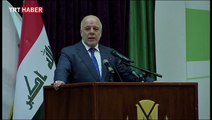 Irak Başbakanı Haydar el-İbadi: Terör örgütü DEAŞ Irak'tan temizlendi
