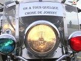 """Johnny Hallyday hommage """"Kiberen Biker"""" - TV Quiberon 24/7"""