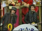 Jonas Brothers at Thanksgiving Day Parade