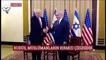 İslam İşbirliği teşkilatı özel yayını TRT Haber'de