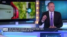 Le boss: Yves Pasquier-Desvignes, président de Volvo Car France - 09/12