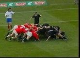 [1993] British Irish Lions tour 1993 NZ All Blacks vs. British Lions 03 July part 2