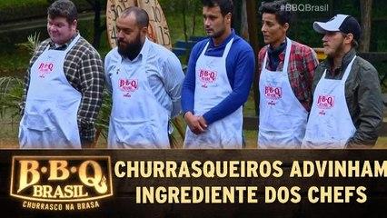 Participantes tentam descobrir elemento secreto dos chefs