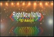Akon - Right Now (Na Na Na) (Chipmunk Version) - video