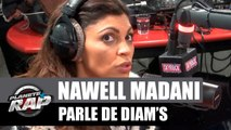 Nawell Madani parle de Diam's #PlanèteRap