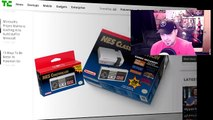 OMG! Nintendo IS Releasing The NES Again! 30 Games Included NES Classic Edition
