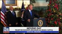 Trump begins process of moving US embassy to Jerusalem