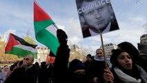 """""""Netanjahu ist ein Mörder und Macron sein Komplize"""""""