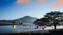 [Karaoke] LK MỘT CÕI ĐI VỀ-THÀNH PHỐ BUỒN-NHƯ CÁNH VẠC BAY ( Khánh Ly & Chế Linh)