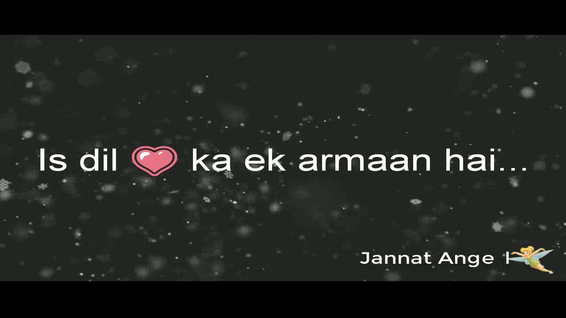 Dil | Whatsapp Status | Sal lines Status | Status Videos | Whatsapp Status Videos | Jannat Angel