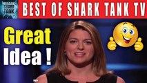 Shark Tank Lady Entrepreneur Presented An Awesome Idea On Shark Tank - Best of Shark Tank TV