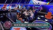 El Paz Martínez y Víctor Laplace en Animales Sueltos Clásico HD | 09-12-2017 | @DifusionInfo