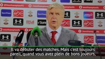 Transferts - Wenger : ''Pourquoi perdre Giroud cet hiver ?''