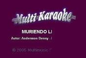 Belinda & Moderatto - Muriendo lento (Karaoke)