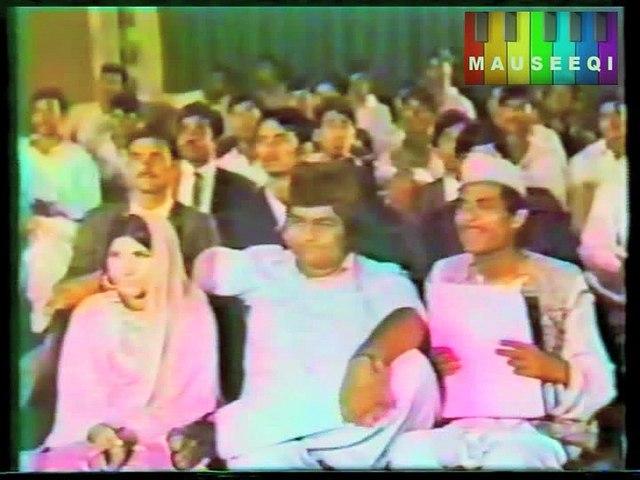 Mera Mehboob Meray Pyar Ka Qatil Nikla - Rangeela - Film Main Bhi To Insan Hoon