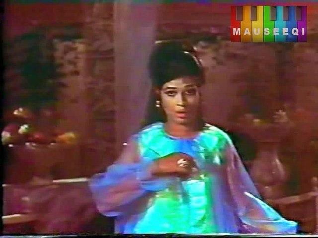 Us Pe Aey Chand Tujhay Apna Hi Dhoka Hoga - Noor Jehan - Film Naya Sawera