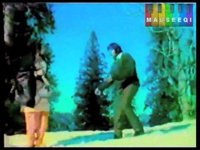 Ajnabi Bahaar Tera Shukria - Ahmed Rushdi - Film Jahan Barf Girti Hay - DvD Early 70s Vol. 5 Song 14