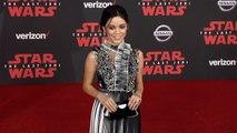 "Jenna Ortega ""Star Wars The Last Jedi"" World Premiere Red Carpet"