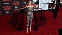 "Meg Donnelly ""Star Wars The Last Jedi"" World Premiere Red Carpet"