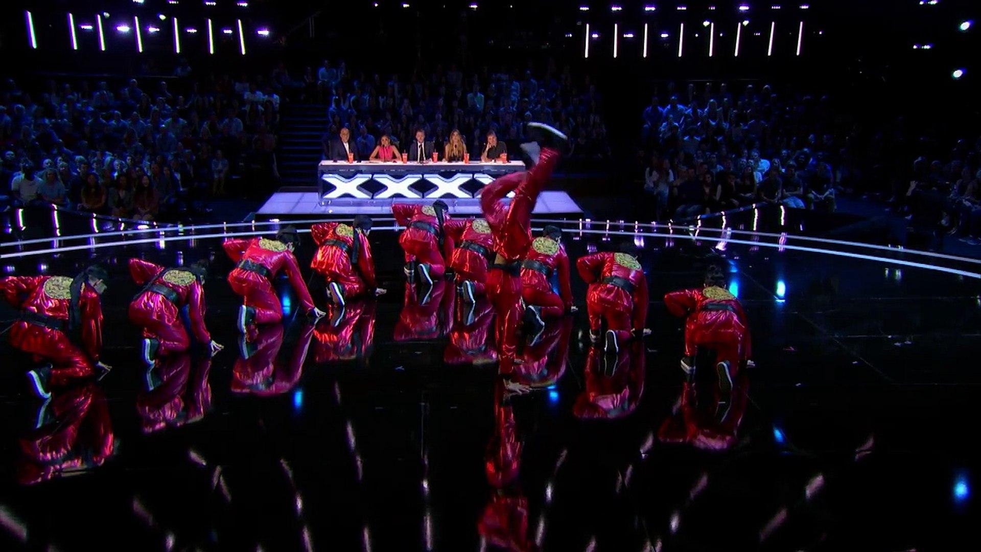 Just Jerk Dance Crew Delivers Stunning Performance America S Got Talent 2017 N8bredje7uk Video Dailymotion